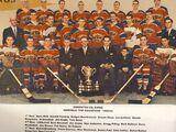 1962-63 Western Canada Memorial Cup Playoffs