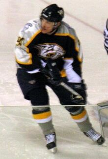 Yanic Perreault Preds 2005