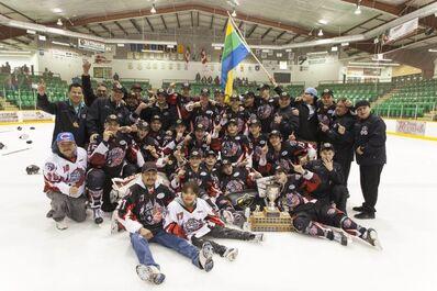2016 PJHL champs Pegius Juniors