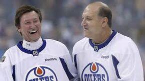 Gretzky and Semenko
