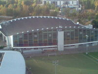 Helsinginjaahalli