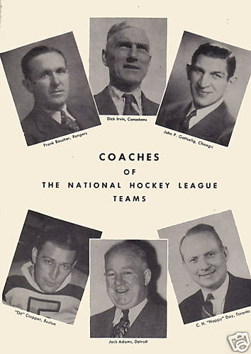 NHLcoaches1944