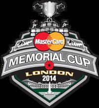2014 Memorial Cup logo