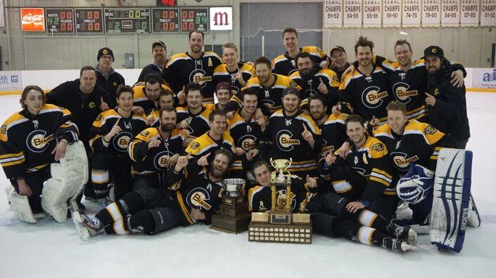 2018 SEMHL champs Carman Beavers
