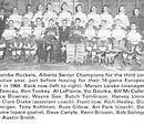 1964-65 Lacombe Rockets