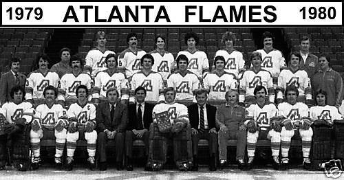 1979 80 Atlanta Flames NHL