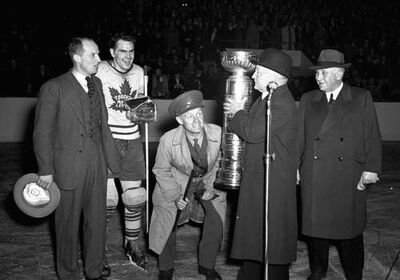 1942 Leafs Cup