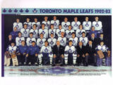 1982–83 Toronto Maple Leafs season
