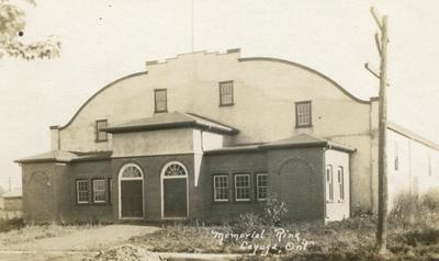 Cayuga Arena