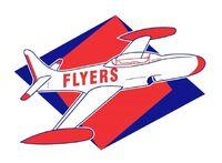 Stony Plain Flyers logo