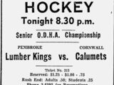 1948-49 Ottawa District Senior Playoffs