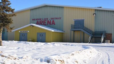 Meadow Lake & District Arena