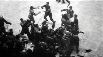 New York Rangers Overcome Brawl to Defeat Montreal Canadiens (1935)