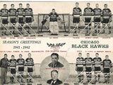 1941–42 Chicago Black Hawks season