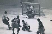 27Oct1949-Ed Slowinski scores Gelineau