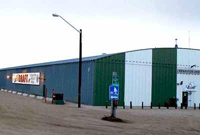 Kenaston Arena