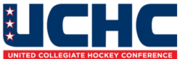 United Collegiate Hockey Conference logo