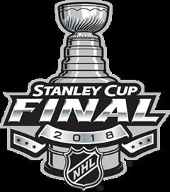 2018 Stanley Cup Finals logo