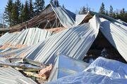 L'aréna Phil-Latulippe collapsed
