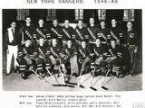 1948–49 New York Rangers season