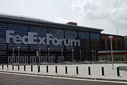Fed Ex Forum