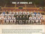1980–81 Winnipeg Jets season