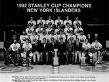 1982 Stanley Cup Finals