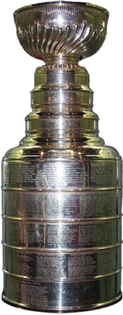 Stanley Cup no background