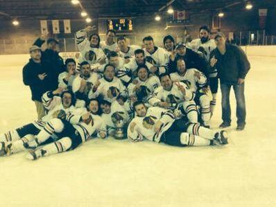 Big River 2015 BLHL champions