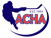 American Collegiate Hockey Association (logo)