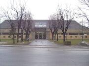 Kingston Memorial Centre exterior