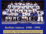 1990–91 Buffalo Sabres season