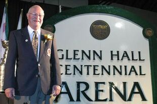 Glenn Hall Centenial Arena photo