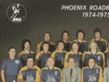 1974–75 Phoenix Roadrunners season