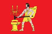 Elektrostal Flag