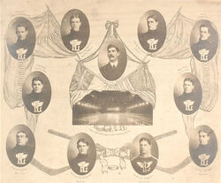 Portage Lakes team 1905-06