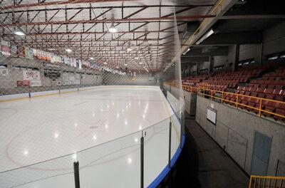 Fleury Arena Montreal Nord
