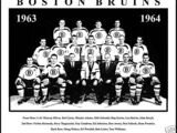 1963–64 Boston Bruins season