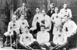 Ottawa hockey club 1895