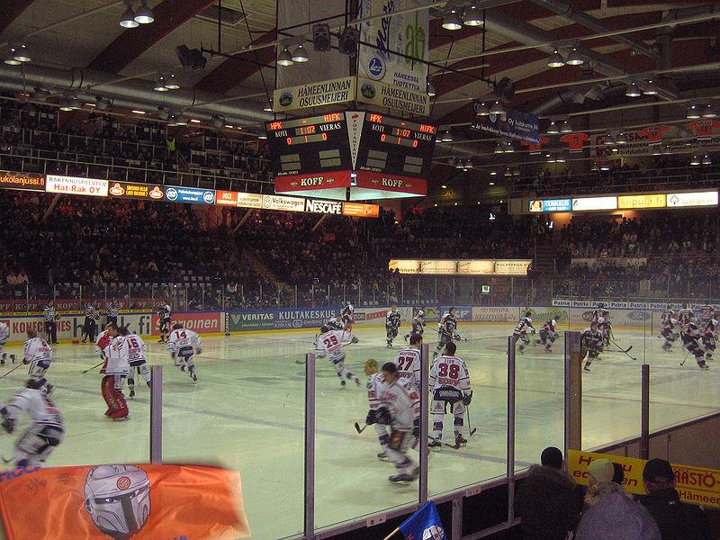 Hifk Helsinki Ice Hockey Wiki Fandom Powered By Wikia