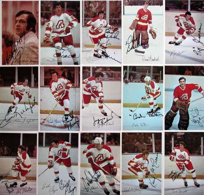 1972-73 Flames