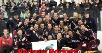 2018 BSHL champions Redvers Rockets