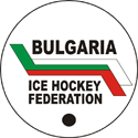 Bulgaria Ice Hockey Federation Logo