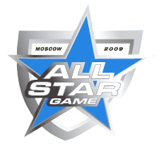 KHL 2009 All-Star Game Logo