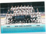 1995–96 New York Islanders season