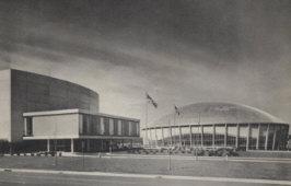 Charlotte Coliseum (old)
