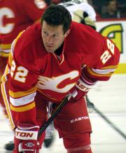 Lee Stempniak Flames