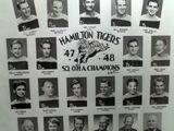 1947-48 OHA Senior Season