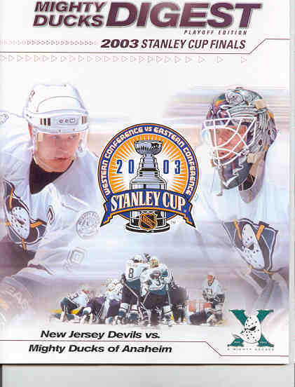 The 2003 Stanley Cup Final matched the Eastern Conference champion 7370faac8