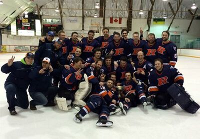 2016 NHL champs Assinboia Rebels